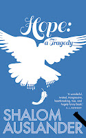 Book cover of Hope: A Tragedy by Shalom Auslander
