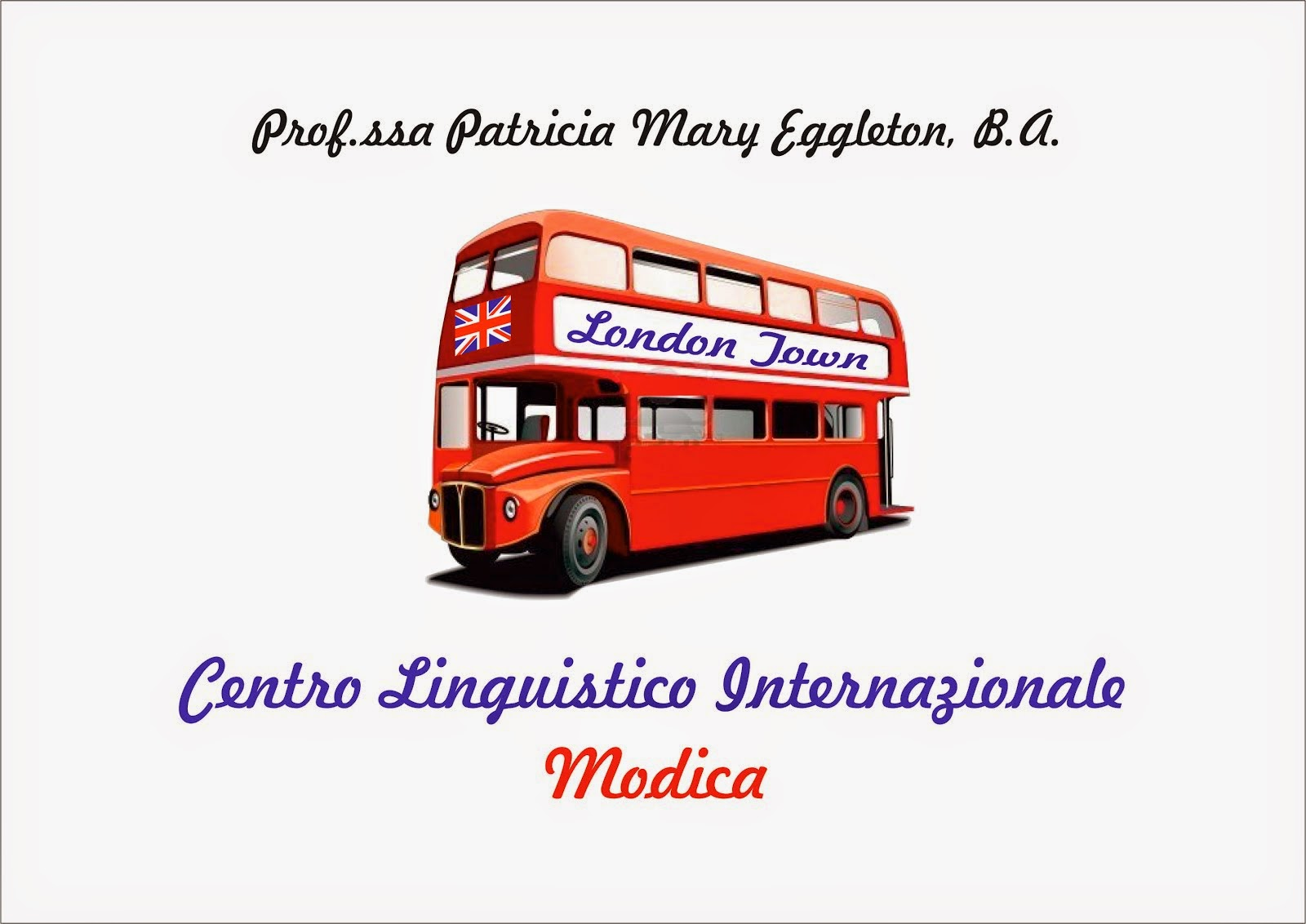 Centro Linguistico London Town, Modica
