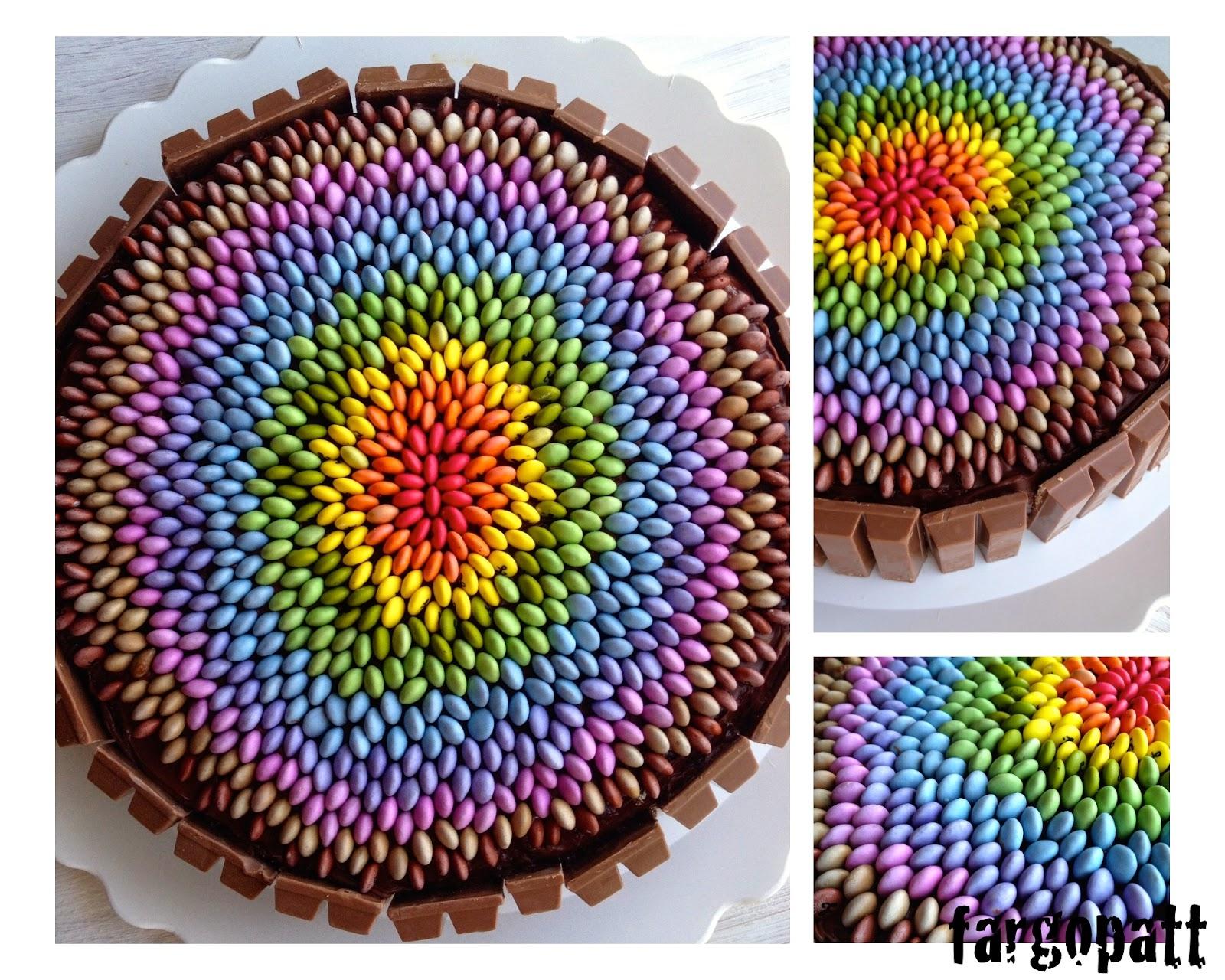 Cocinando para lola tarta de galletas y chocolate dos for Decoracion de tortas faciles
