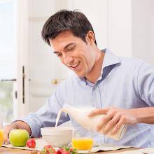 El desayuno es la principal comida