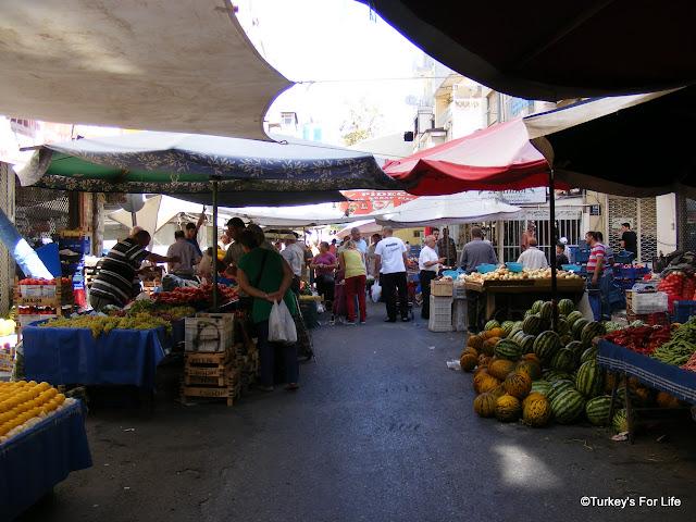 Alsancak Market, Izmir