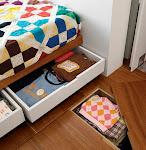 10 segredinhos para aumentar o espaço da sua casa