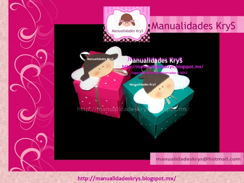 Manualidades KryS: agosto 2012