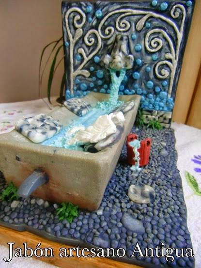 Premio nacional de jabón.