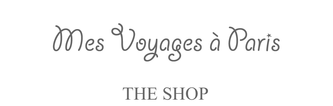 Shop fashion blogger closet | Mes Voyages à Paris