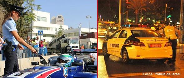 Escândalos sexuais e corrupção abalaram a polícia Israel