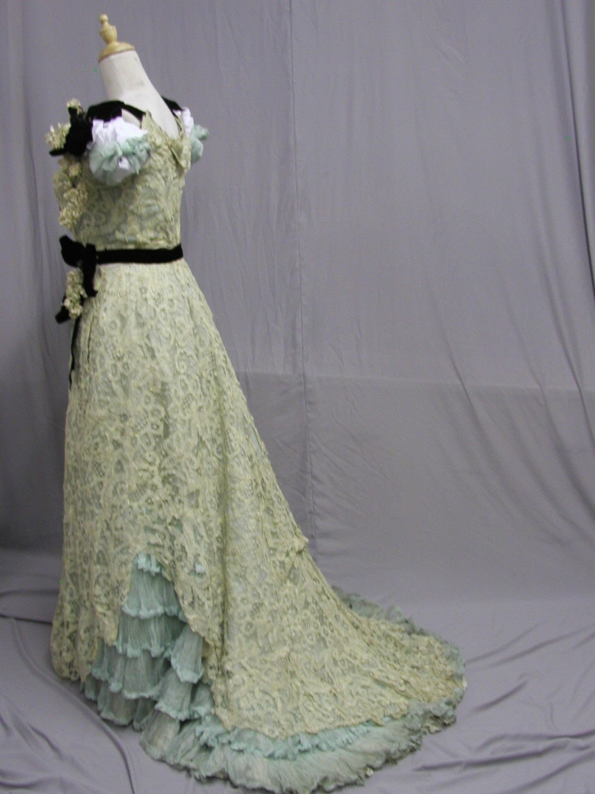 All The Pretty Dresses: Stunning Edwardian Gown