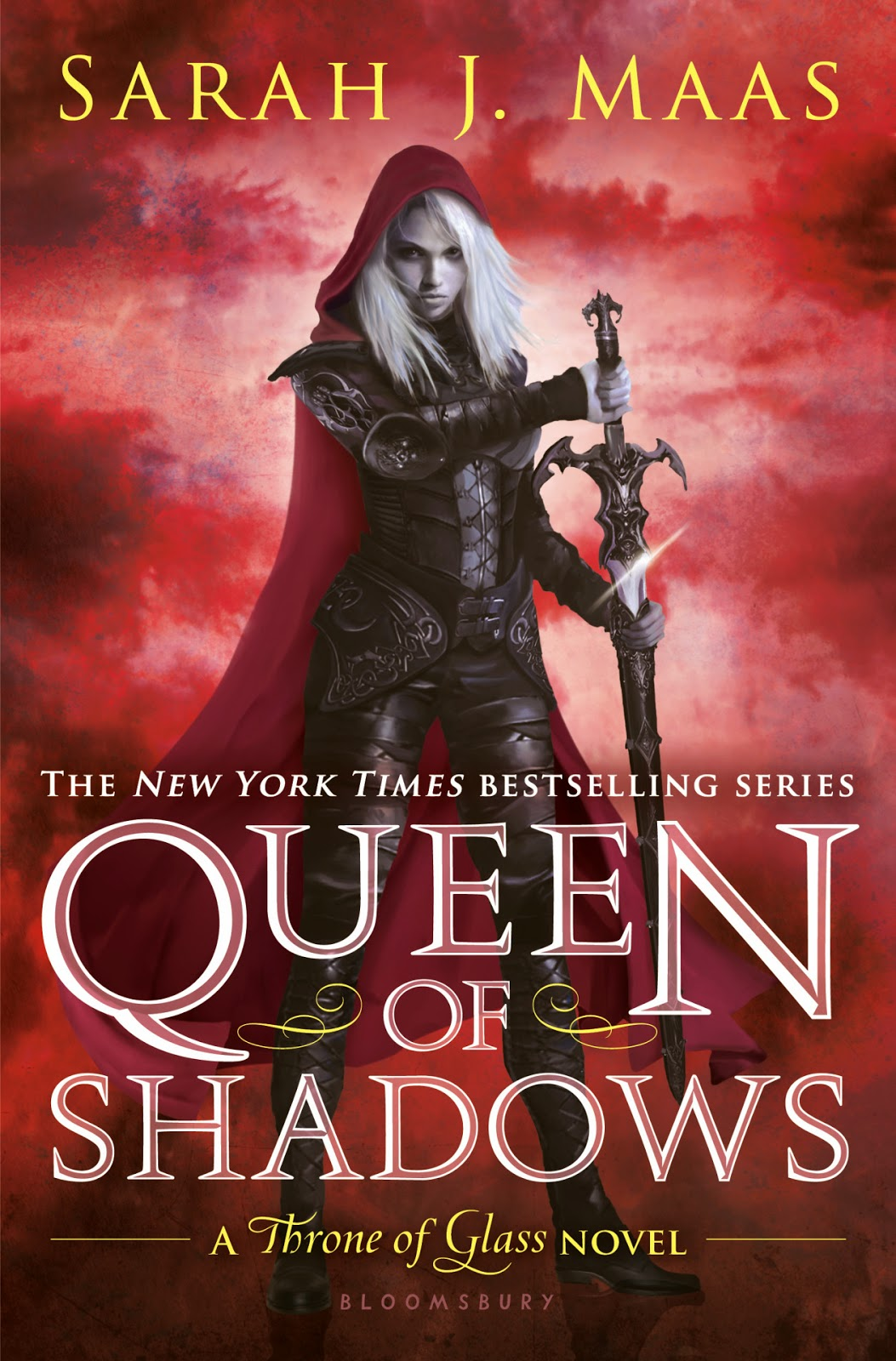 throne of glass book 4 four queen of shadows by sarah j maas cover reveal release large hd high definition resolution quality young adult fantasy united states version u.s.a. u.s. usa us