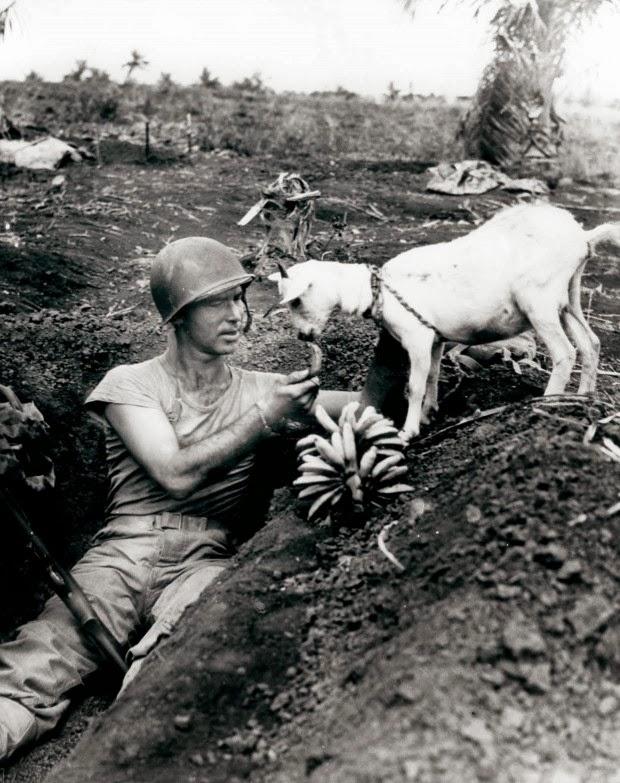 battle of Saipan, ca. 1944