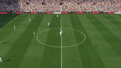 PES 2016 Turf Tweak V1 by Fruits
