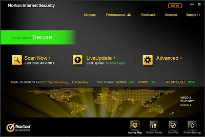 Norton Internet Security 2012 v19.1.0.28