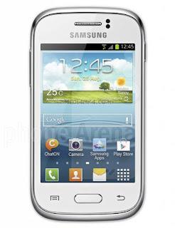 Harga Samsung Galaxy Y Duos 2013