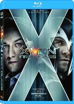 Baixar X-Men Primeira Classe 720p + 1080p Dual Áudio Torrent Bluray