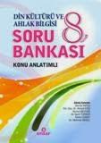 DİN KÜLTÜRÜ VE AHLAK BİLGİSİ DERSİ 8. SINIF SORU BANKASI