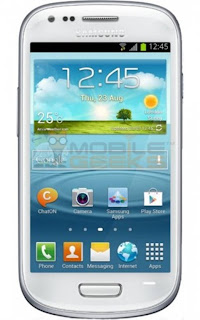 SAMSUNG GALAXY I8190 MINI