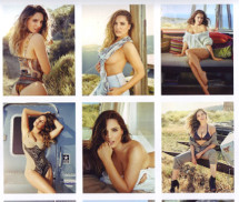 Kelly Brook Official 2016 Calendar