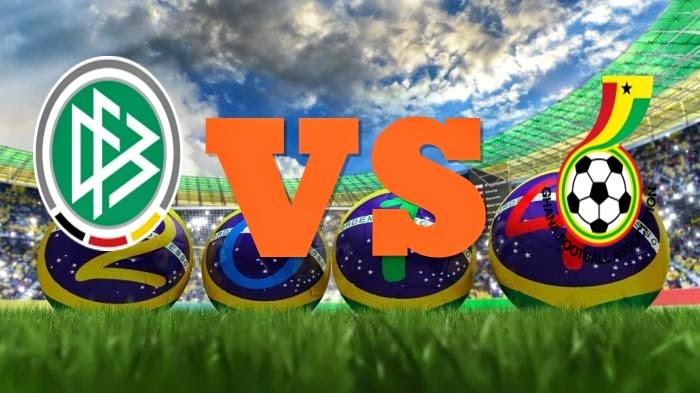 Prediksi Skor FIFA World Cup Terjitu Jerman vs Ghana jadwal 22 Juni 2014