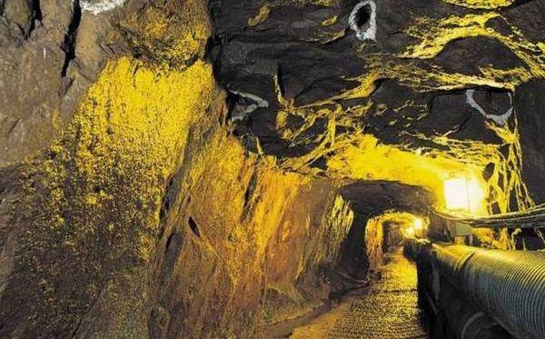 terowongan korea