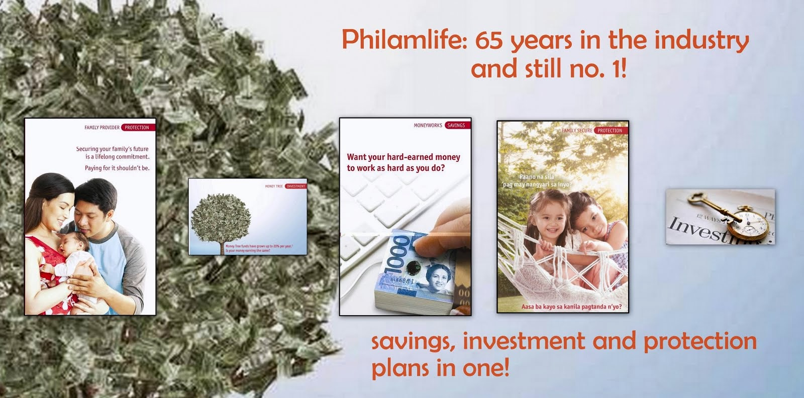 PHILAM LIFE SAVINGS PLAN AND INVESTMENT