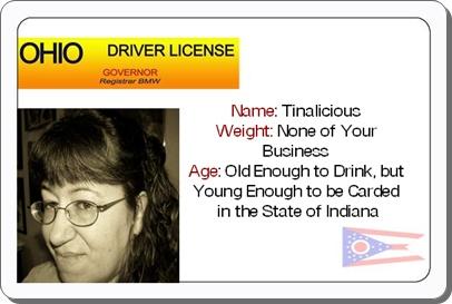 Tinalicious Ohio ID Meme