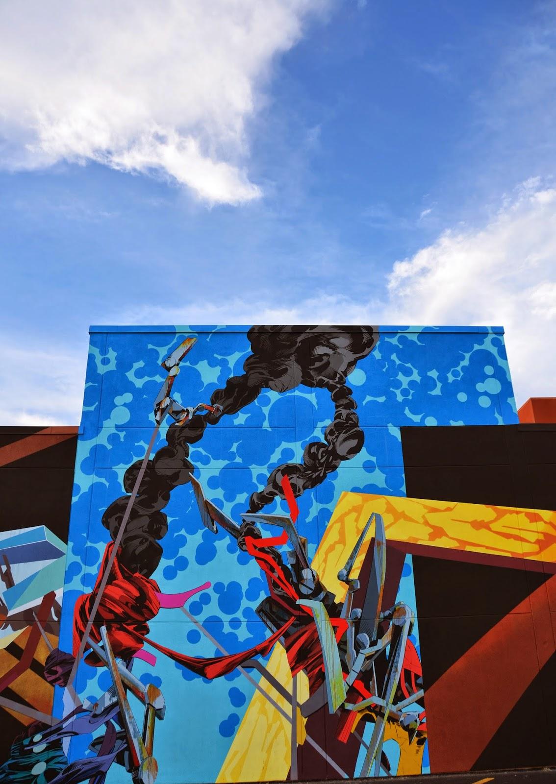 Heidi Utz Photography, Heidi Utz, Albuquerque murals