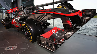#13 McLaren Wallpaper