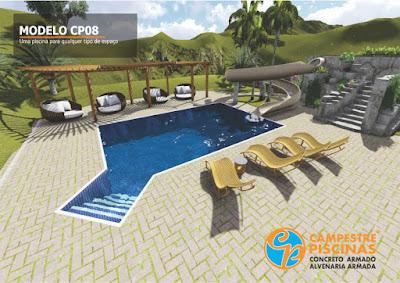 piscinas espetaculares