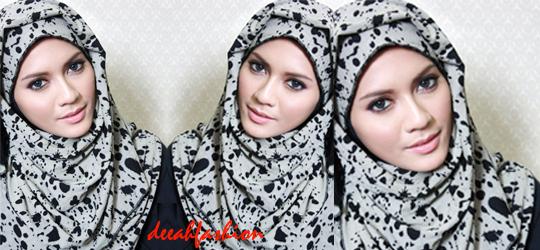 Jilbab Print Modis Trend Jilbab 2014