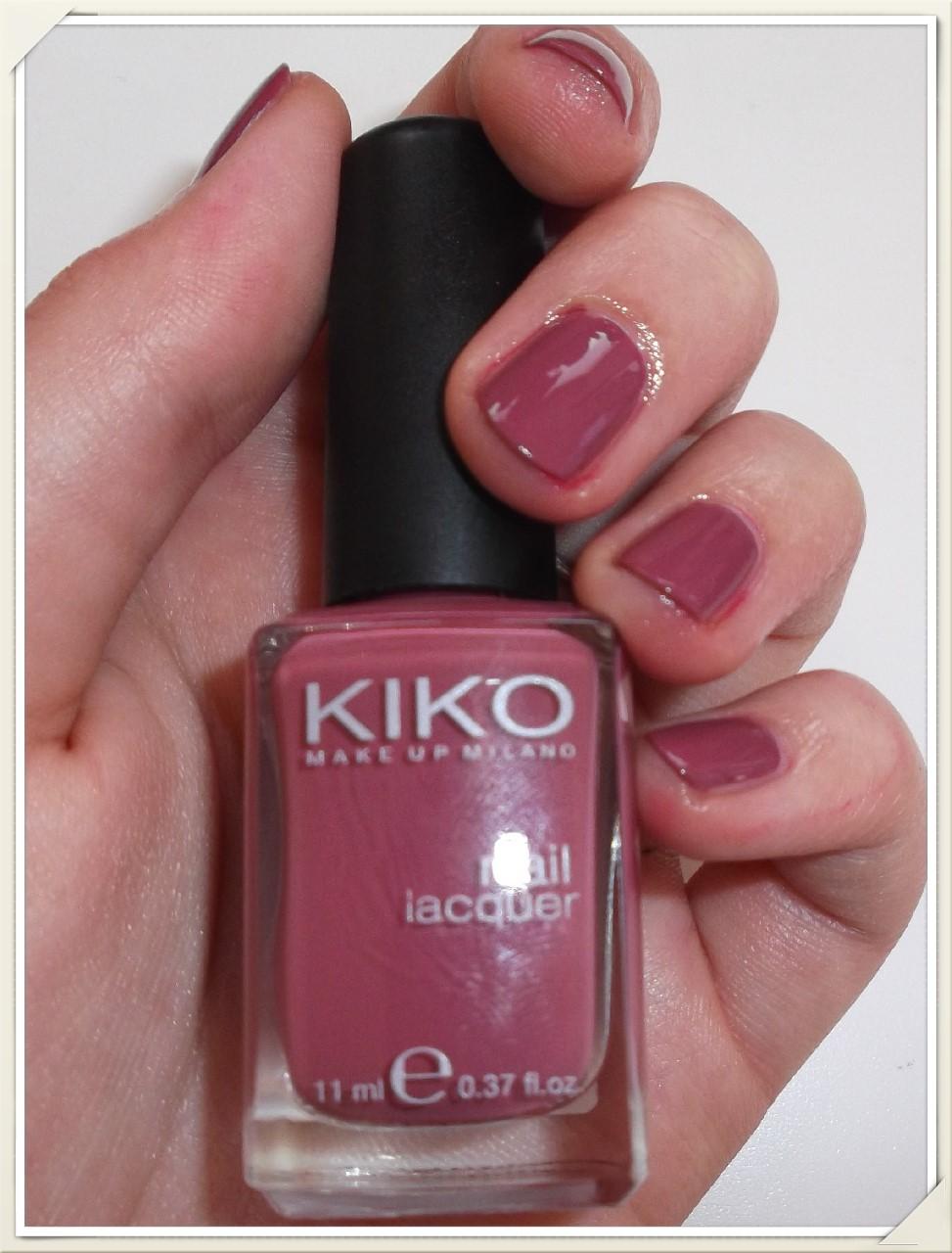 Pr sentation de mon dernier opi gouda gouda two shoes et for Kiko 365 tattoo rose