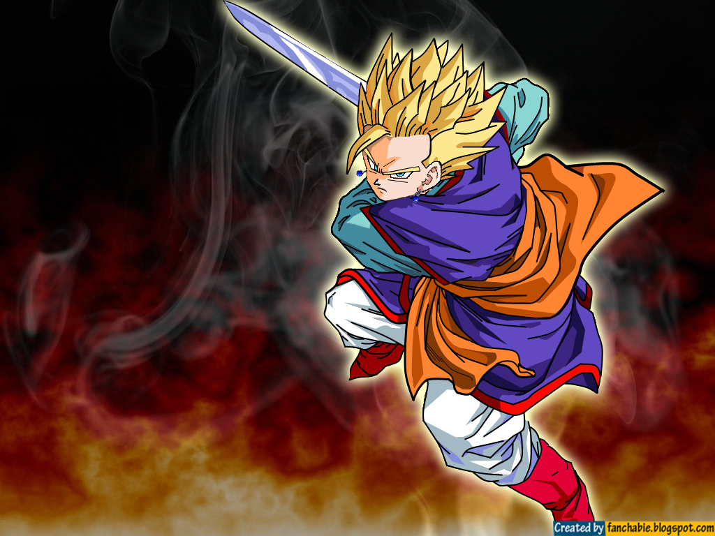 Best wallpaper son gohan with z sword new wallpapers - Son gohan super saiyan 4 ...