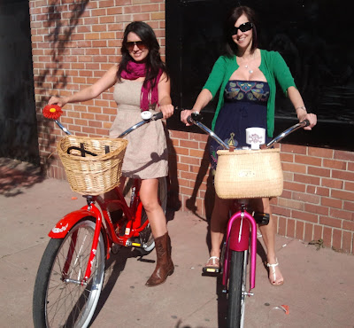 Midtown Sundays – riding pretty