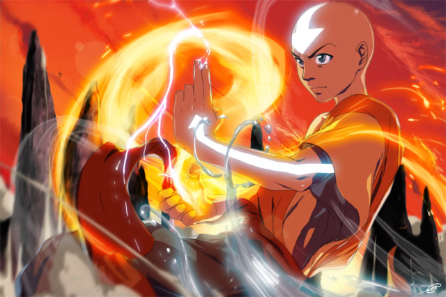 The Last Airbender - Avatar Aang