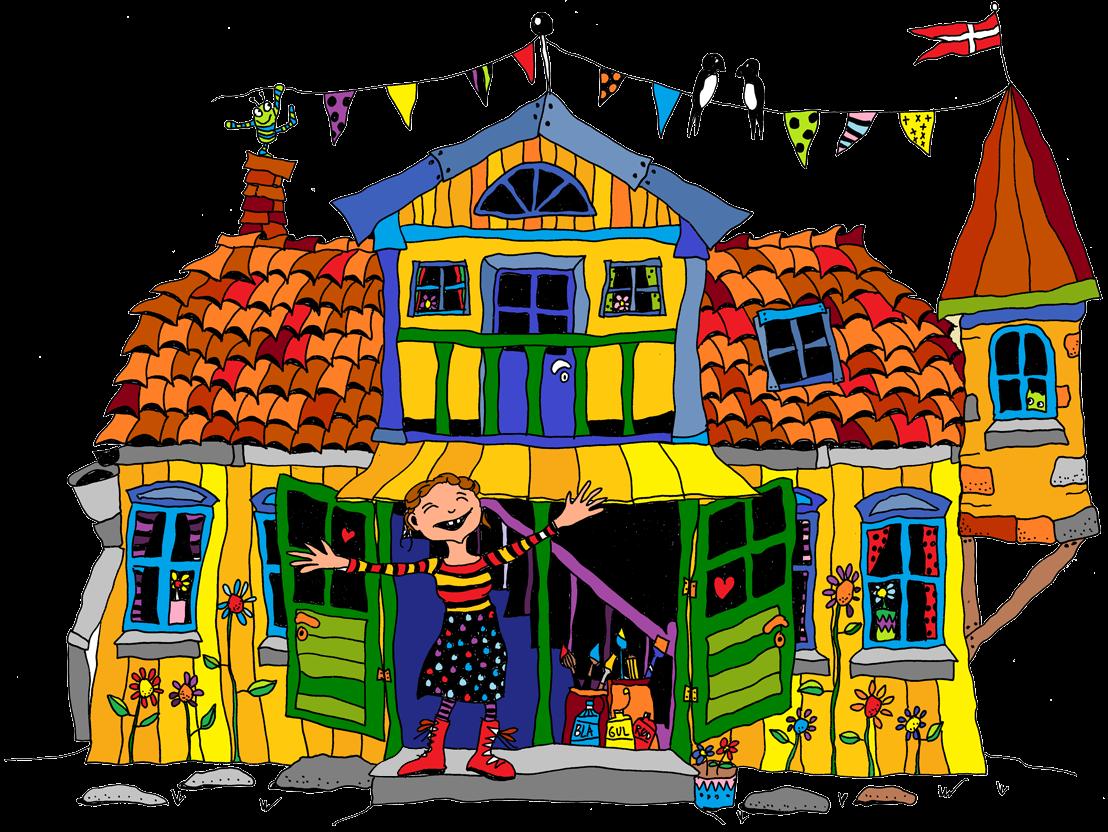Følg Huskunstnerprojektet her: