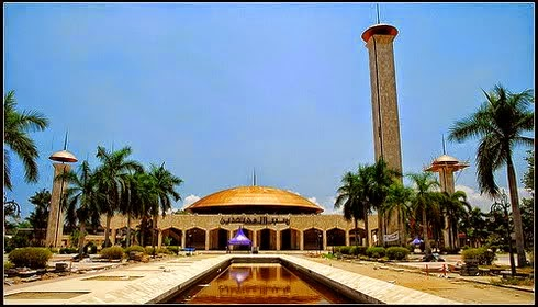 Sabilal Muhtadin Mosque Banjarmasin