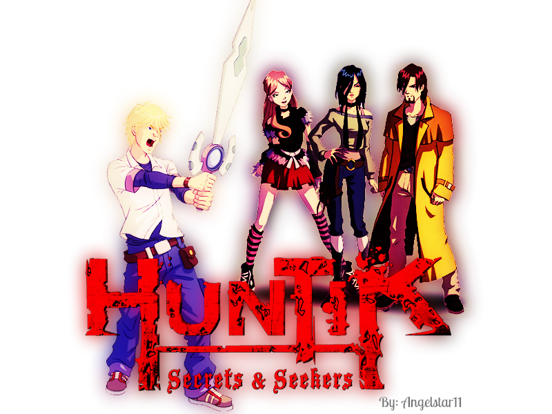 Huntik ¡Secretos y Buscadores!