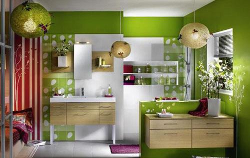 Bathroom Decorating Ideas 2011