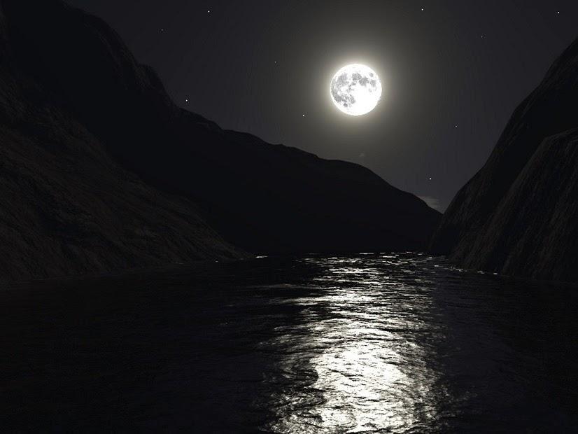 القمر وتاثيره على برج الحوت