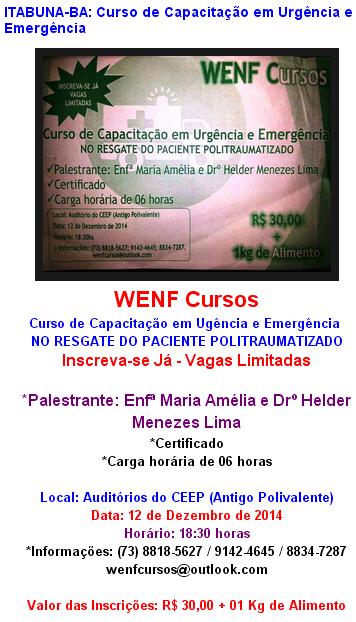 WENF CURSOS