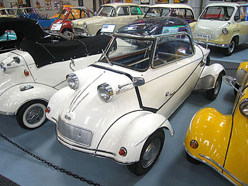 micro carros - microcars - F.M.R Tg-500