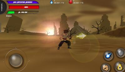 Power Level Warrior v1.0.2a Mod Apk-screenshot 1