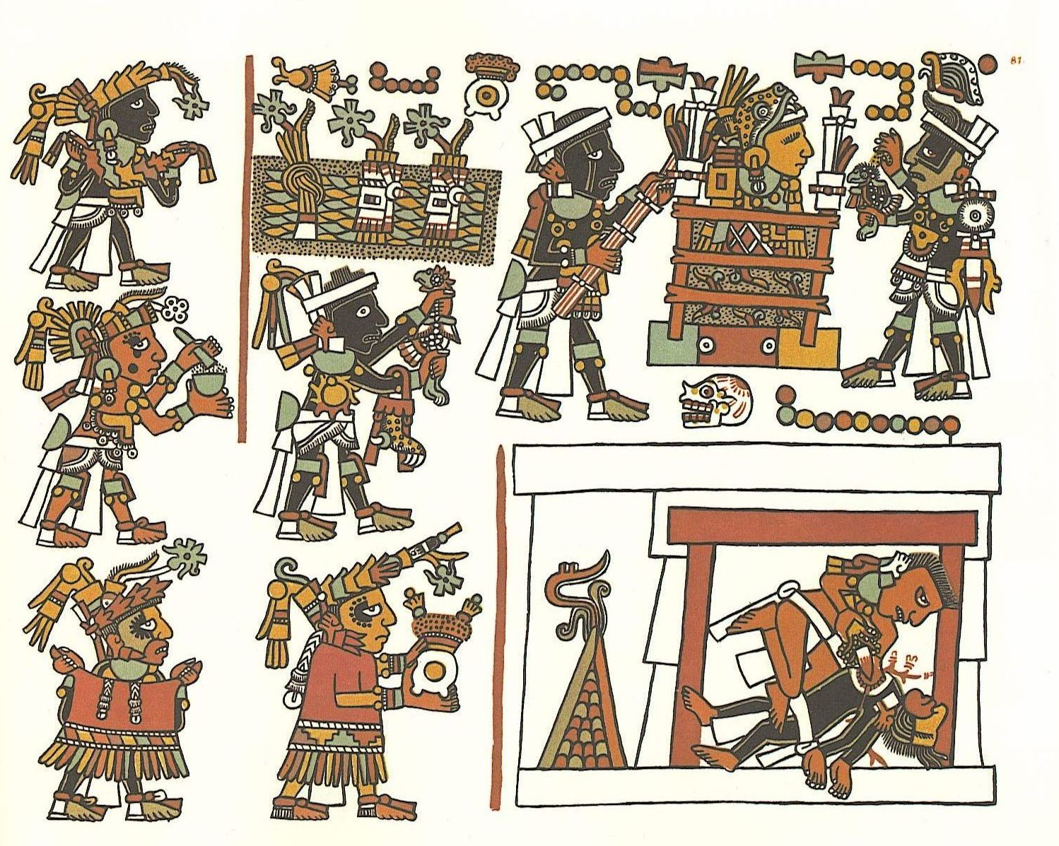 Displaying 19> Images For - Alfabeto Azteca...