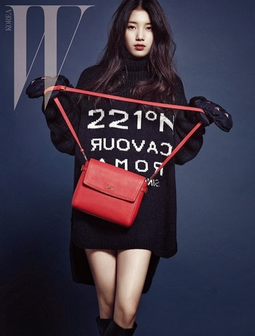 Miss A�den Suzy W Korea ��in Kamera Kar��s�na Ge�ti! /// 21 Kas�m 2013