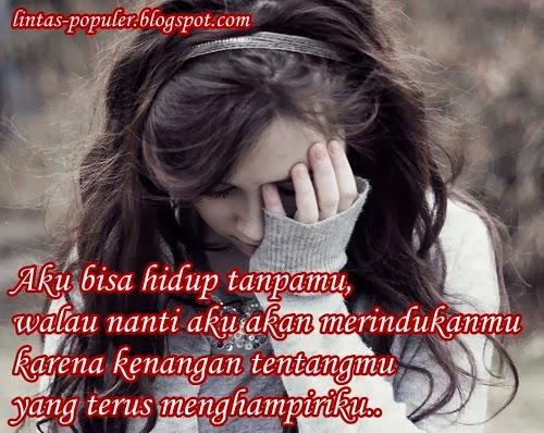 kata kesepian kesedihan hati gambar kata kesepian kesedihan hati