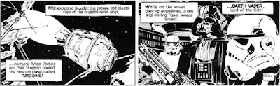 Al Williamson Star Wars comic #5