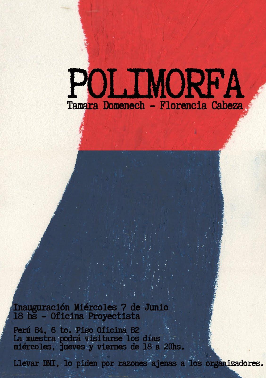 Polimorfa. Oficina Proyectista. 2017.
