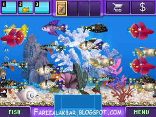 Fish tycoon mobile blo 39 on belajar online for Fish tycoon 2 guide