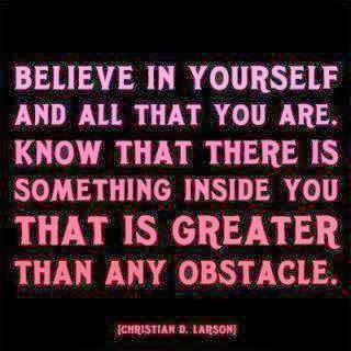 Greater than Obstacles