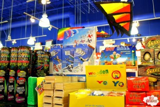 Loot Bags at Mastermind Toys  |  Best Birthdays