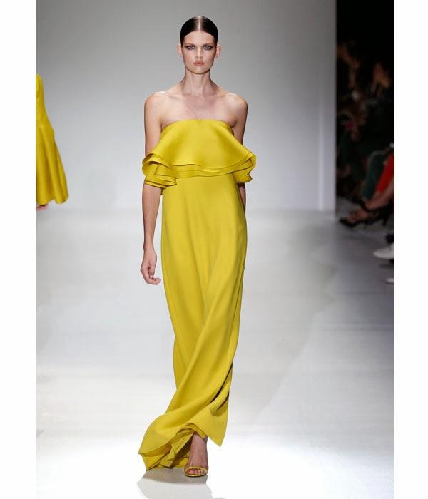 Vestiti in giallo 2015