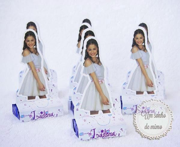 Violetta Disney, festa violetta, personalizados BH, um sonho de mimo